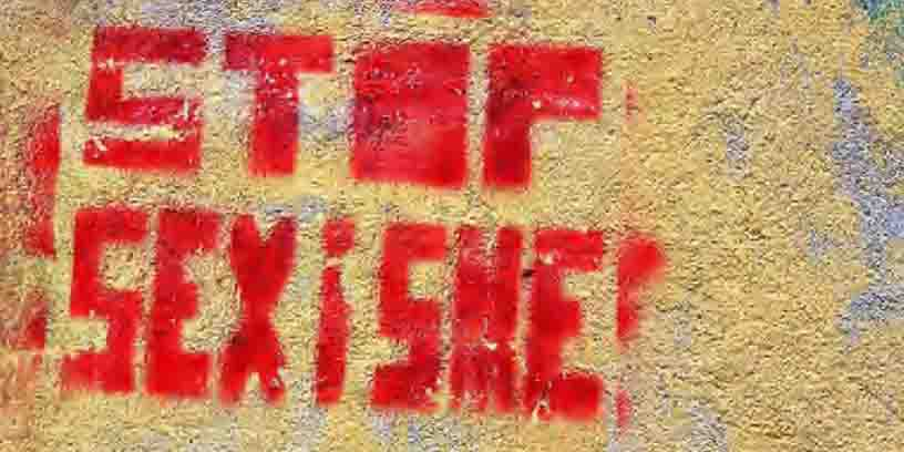 Stop sexisme