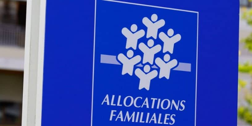 Illustration des allocations familiales