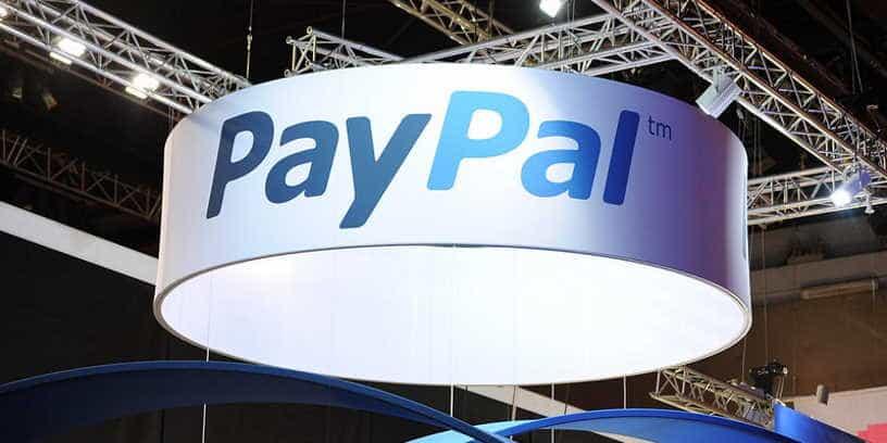 Illustration du logo PayPal