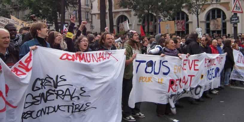 Grève contre la réforme des retraites : vers une durée de mobilisation record