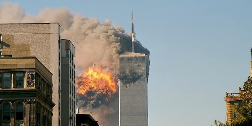 Le 11 septembre 2001, deux avions s'écrasaient sur les tours jumelles du WallTrade Center, à New York.
