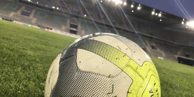 Illustration d'un ballon de football