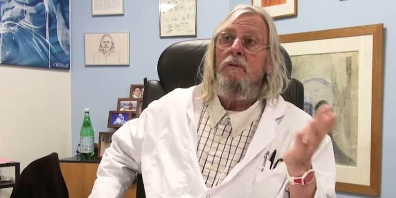 Le professeur Didier Raoult, directeur de l'institut hospitalo-universitaire Méditerranée infection