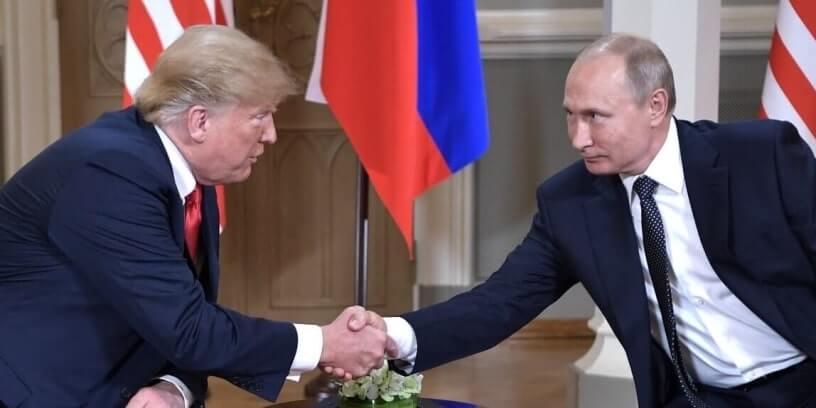 L'aide avait été évoquée lors d'un entretien téléphonique entre Vladimir Poutine et Donald Trump