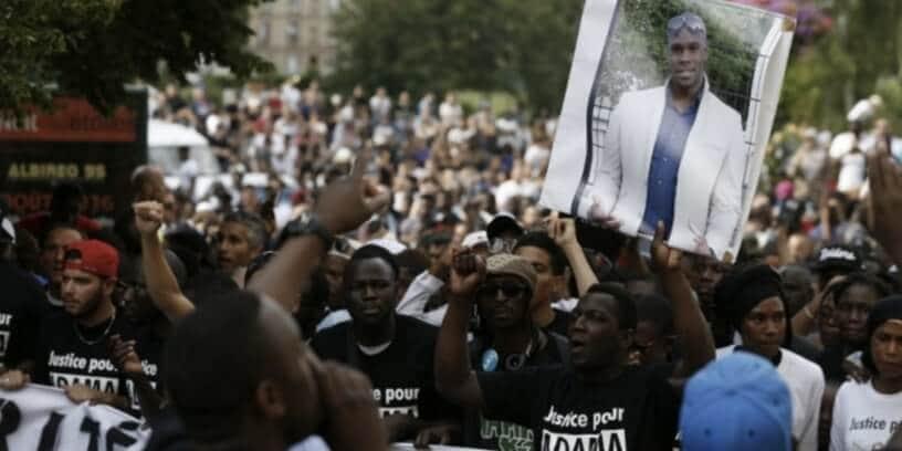 Une marche en l'honneur d'Adama Traoré