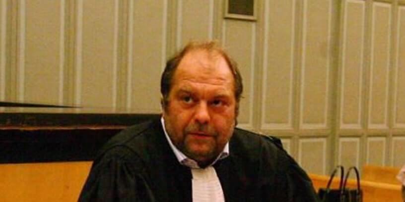 Éric Dupond-Moretti, ministre de la Justice