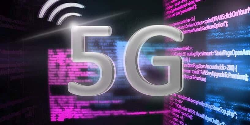 Illustration de la 5G